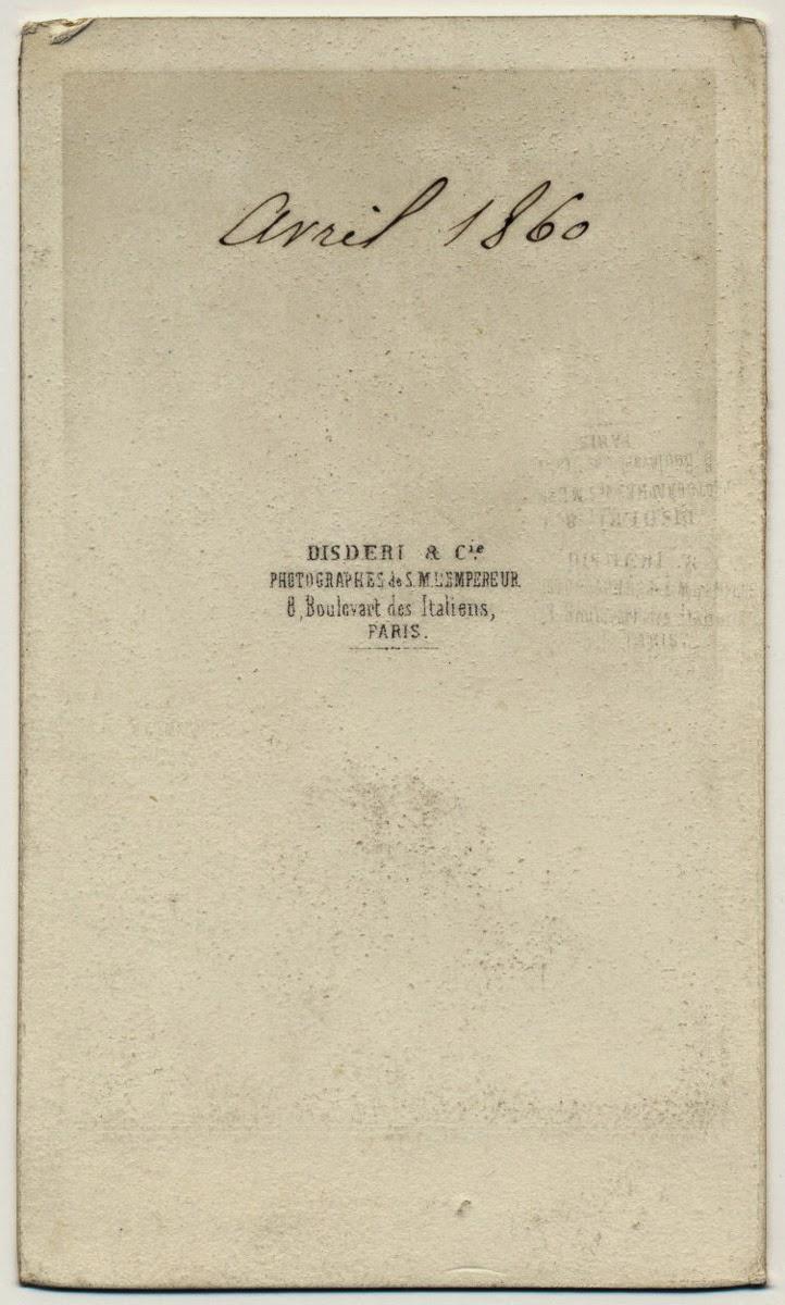 Die Anfange Der Massenfotografie Carte De Visite